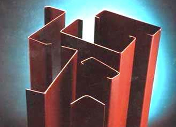 Receiver Channel Eagle National Steel