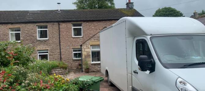 House Clearance Kirkby Stephen CA17 – 18/08/2020