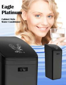 Eagle Platinum Cabinet Water Conditioner
