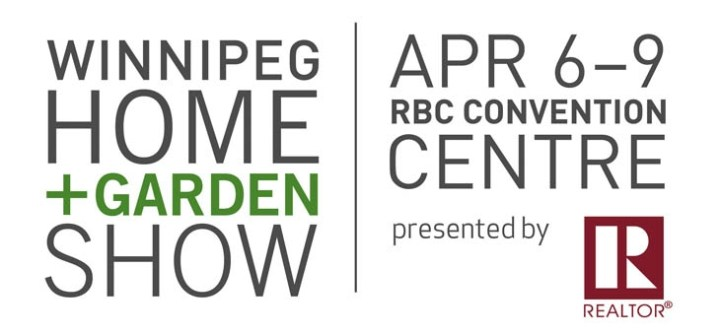 Eagle at the Home and Garden Show in Winnipeg