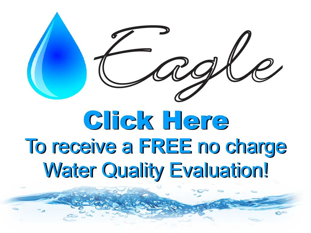 Free in home water quality evaluation