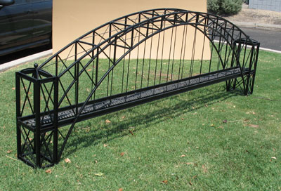 Hell Gate Bridge #105
