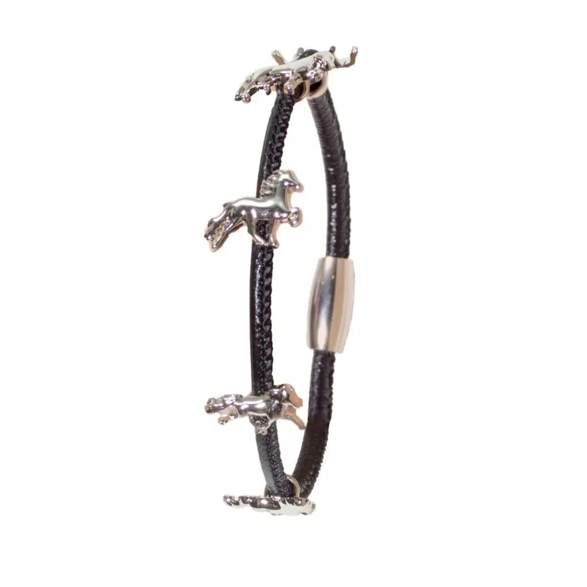 Karlslund Bracelet With Icelandic Horses