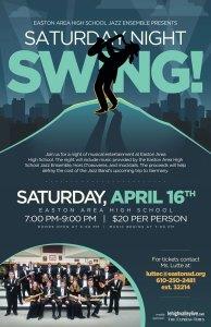Saturday Night Swing April 16, 2016