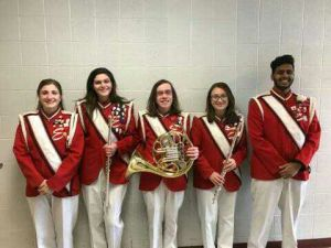 District Band Members 2017