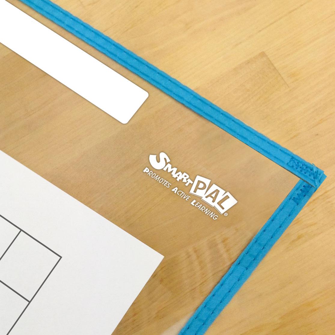 Smartpal Dry Erase Sleeves Fluorescent