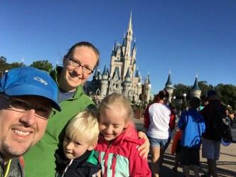 Family at MK
