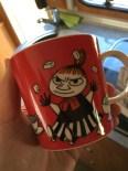 Lilla My - a feisty lady!