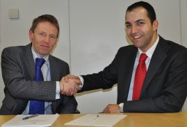 Waste contract signed