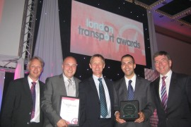 Ealing Council picks up a London Transport Award
