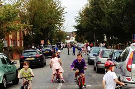 Milton Road PlayStreet