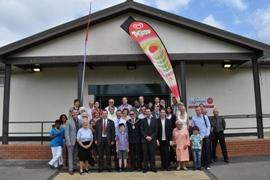 The council has officially opened the newly refurbished pavilion at North Acton Playing Fields.
