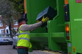 Refuse collections change due to bank holiday