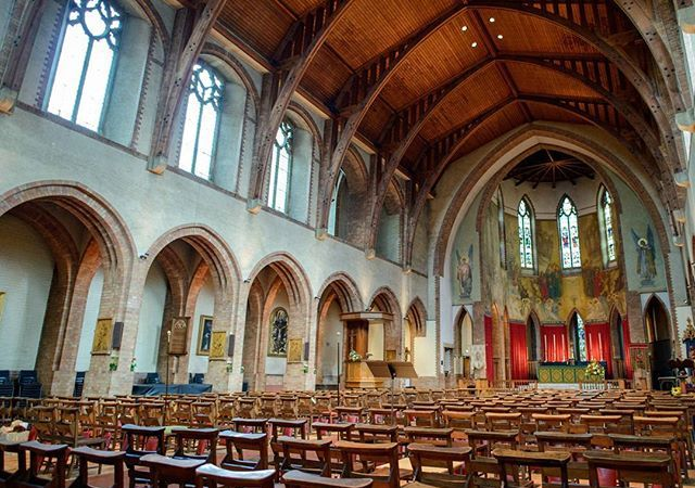 Instagram Post – What a Church. (St Barnabas Church, Ealing) Yay or nay?#love #wedding #weddingvideography #weddinglondonphotography #londonwedding