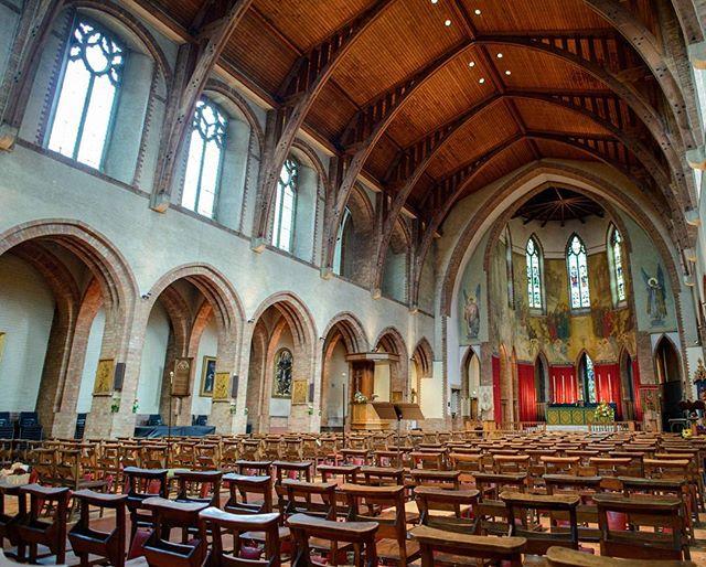 Instagram Post - What a Church. (St Barnabas Church, Ealing) Yay or nay?#love #wedding #weddingvideography #weddinglondonphotography #londonwedding