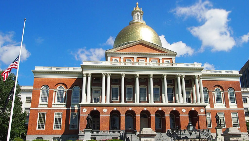 Massachusetts-State-House-Boston-usa-america