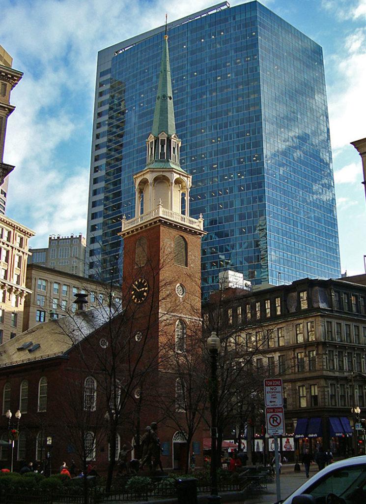 Boston-Massachusetts-Freedom-trail-USA-America