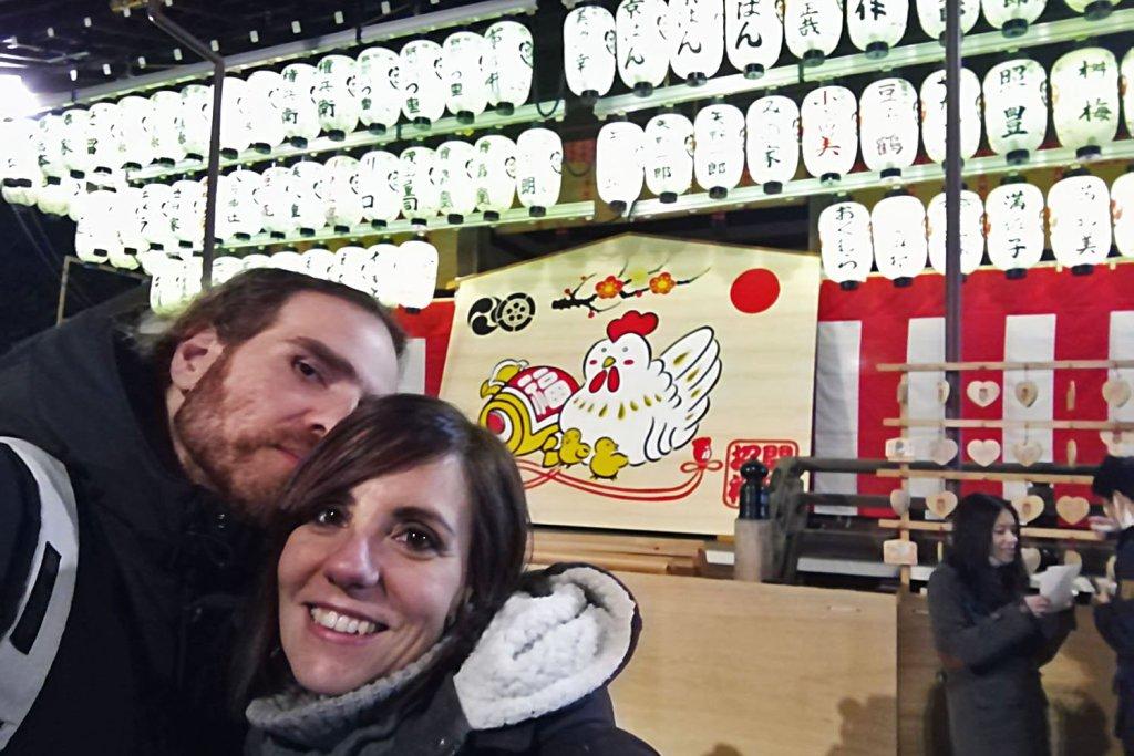 Yasaka-Jinka-gallina-simbolo-del-nuovo-anno-Kyoto-Capodanno-Giappone-Japan