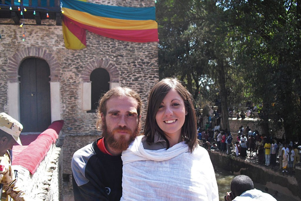 Timkat-Castello Fasiladas-Gondar-Etiopia-Ethiopia
