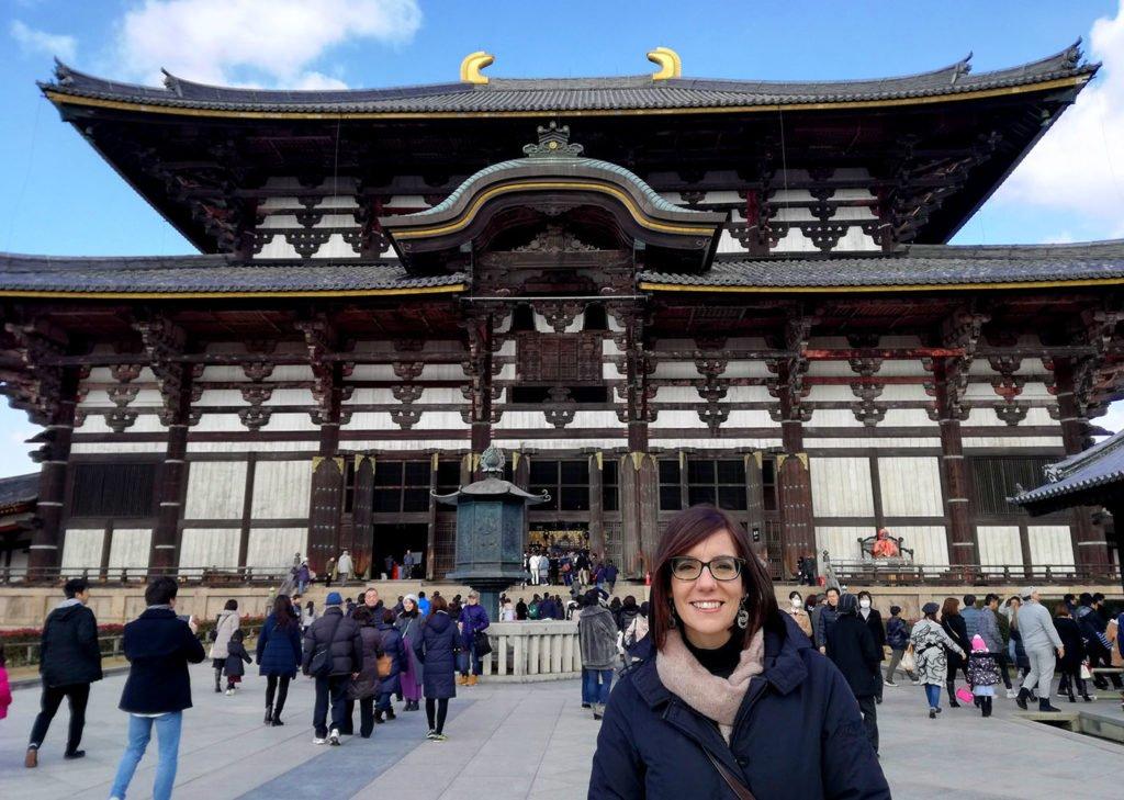 Todai ji-Nara-Budda gigante-Japan-Giappone-Asia