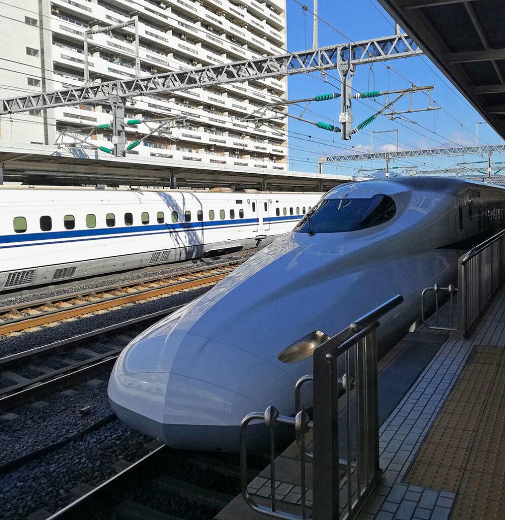Shinkansen-treno veloce-Japan-Giappone-Asia