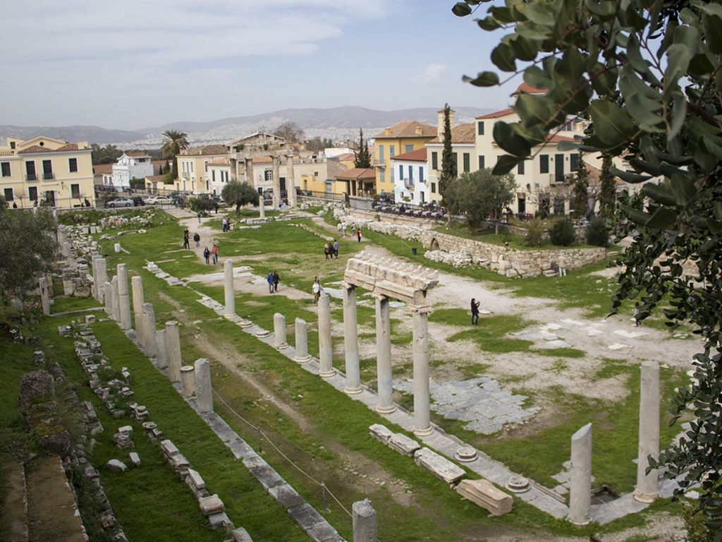 Agorà romana-Atehen-Atene-Grecia-Greece-Europa