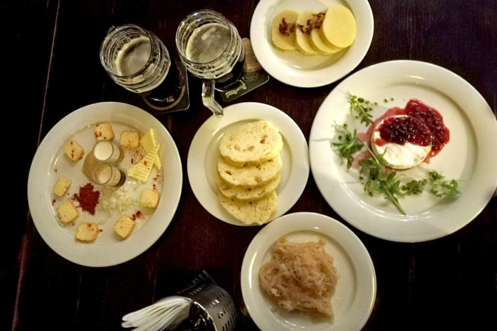 U-Parlmanto-ristoranti-Praga-Praga-Prague-Repubblica-Ceca-Europa-dove mangiare a praga