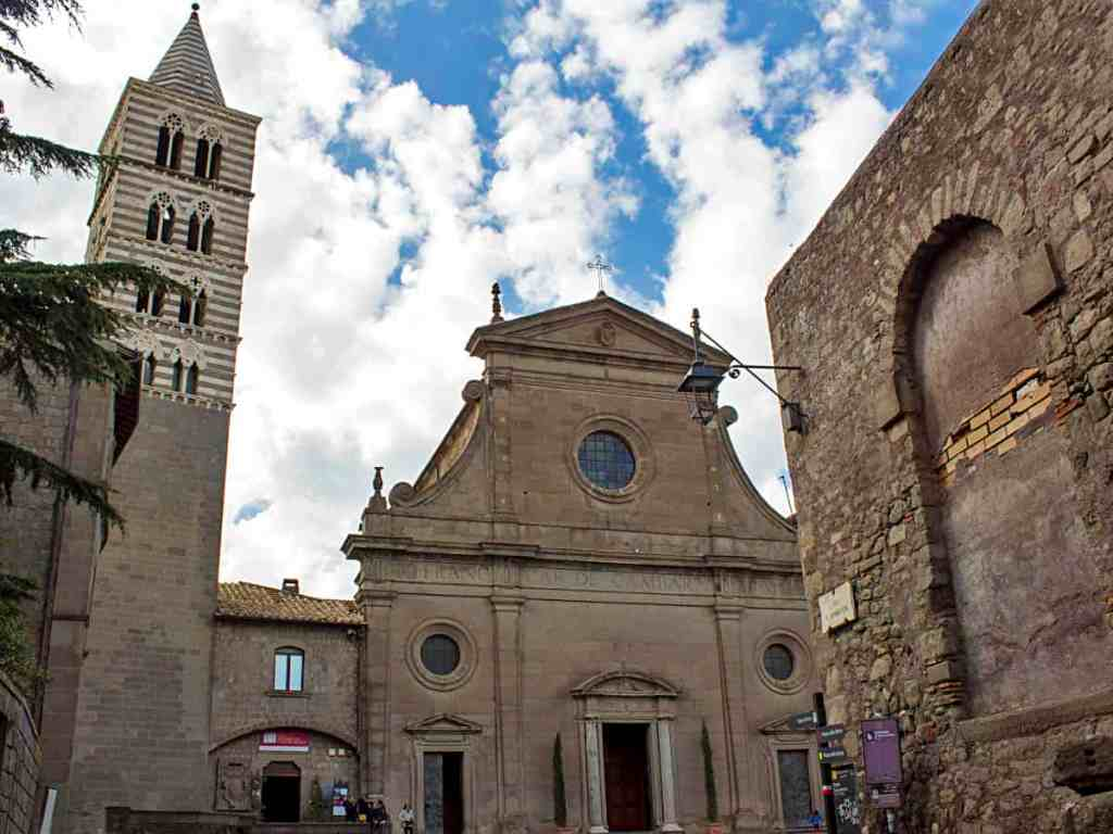 Cattedrale Viterbo-Cattedrale San Lorenzo-duomo Viterbo-Viterbo- Tuscia Laziale-Lazio