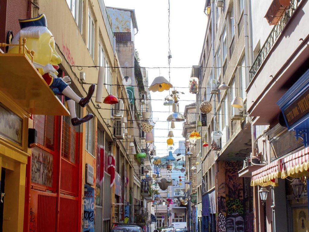 Psiri-arte Psiri-street art-Atene-Athens-Grecia-Greece-Europa