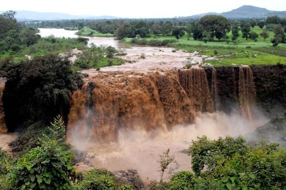 Bahir Dar-Ethiopia-Etiopia-Africa-Lago Tana-cascate nilo blu-Nilo blu