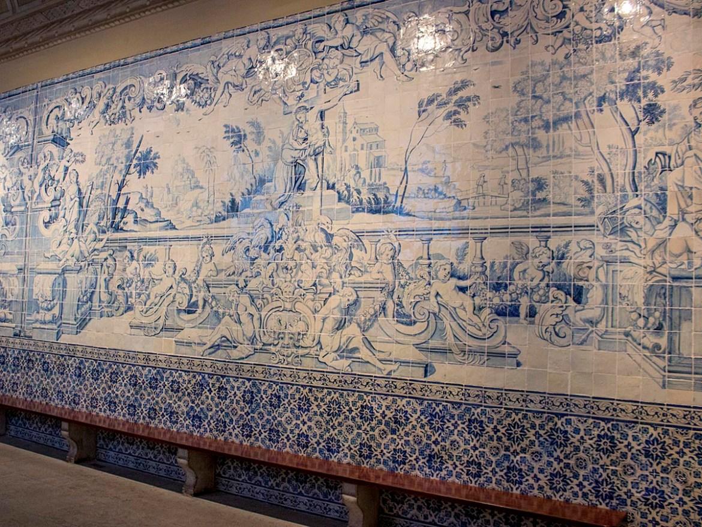 azulejos-museo nacional do azulejo-Lisbona-lisbon-Portogallo-Europe-Europa