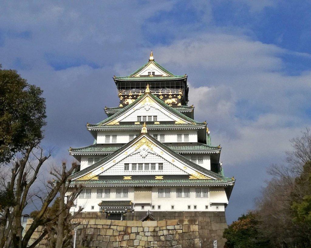 castello-di-osaka-Osaka-Giappone-Japan-Asia