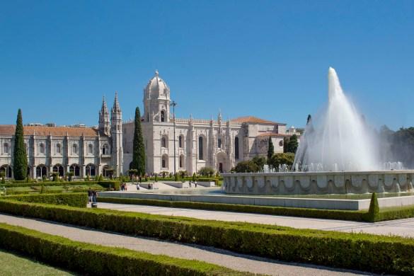 monastero dos jeronimos-quartiere belem- Lisbona-lisbon-Portogallo-Europe-Europa