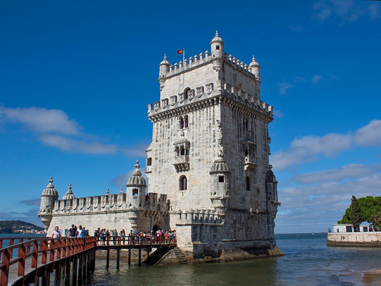 torre di belem-Lisbona-lisbon-Portogallo-Europe-Europa