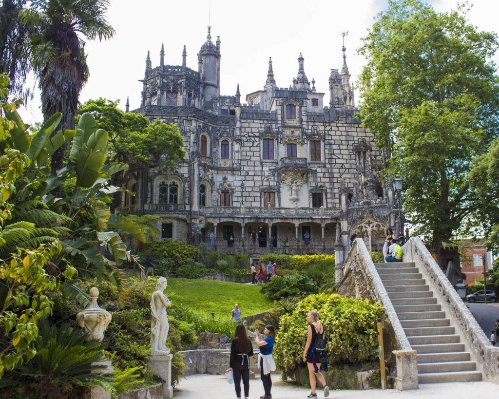 Quinta da Regaleira-Sintra-Portogallo-Portugal-Europa-Europe
