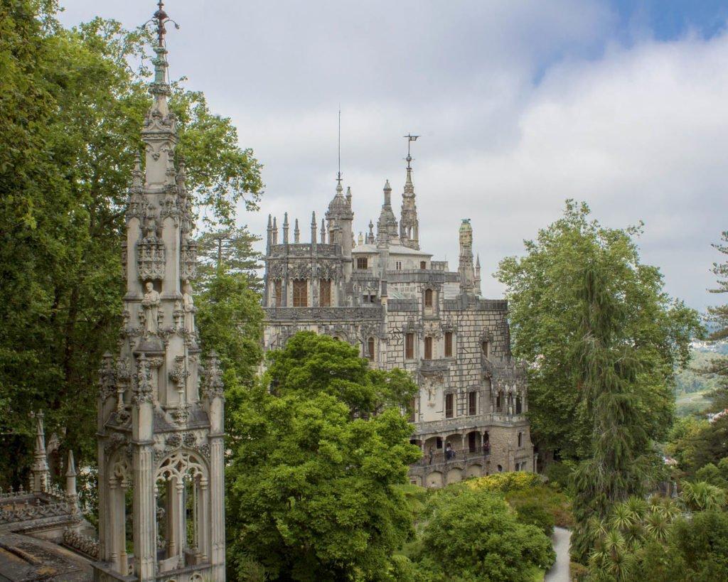 quinta da regaleira-quinta da regaleira sintra- esterno quinta da regaleira-Portogallo-Portugal-Europa-Europe
