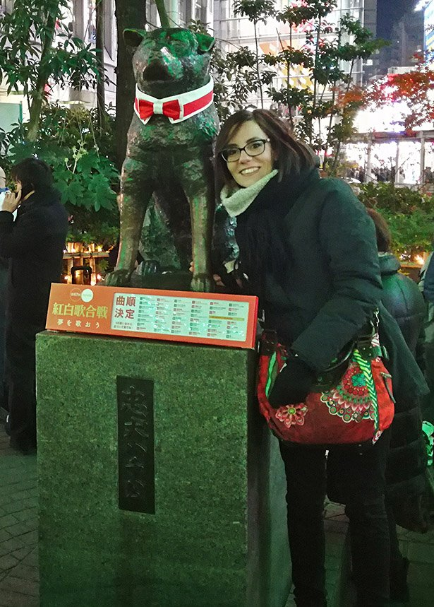 cane-hachiko-shibuya-quartieri-Tokyo-Tokyo-Japan-Giappone-Asia