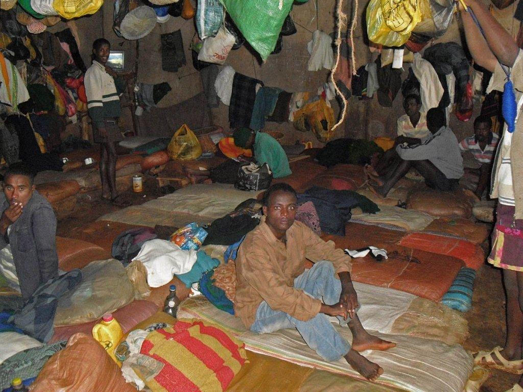 dormitori carcere-o-Etiopia-carcere etiope-Ethiopia-Africa