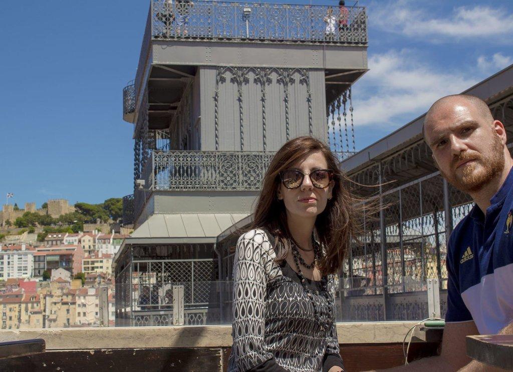 elevador de santa justa-Visitare Lisbona- Lisbona consigli pratici - Portogallo- Portugal - Europa-Lisbona