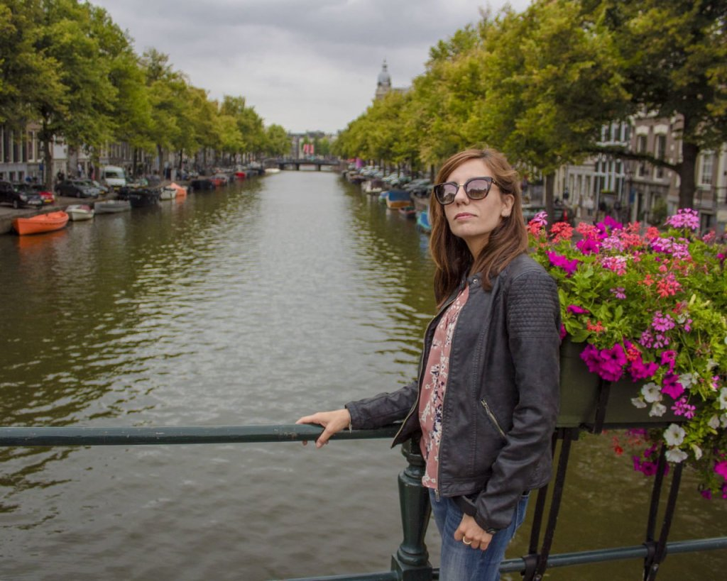 canale di Amsterdam-Amsterdam-Holland-Olanda-Europe-Paesi Bassi