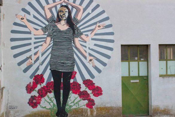 village underground-lisbona village underground-Street art Lisbona-Lisbona-Lisboa-Portugal-Portogallo-Europa