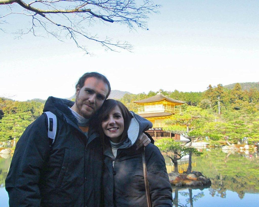 tempio d'oro-kyoto-Giappone-Japan-Asia