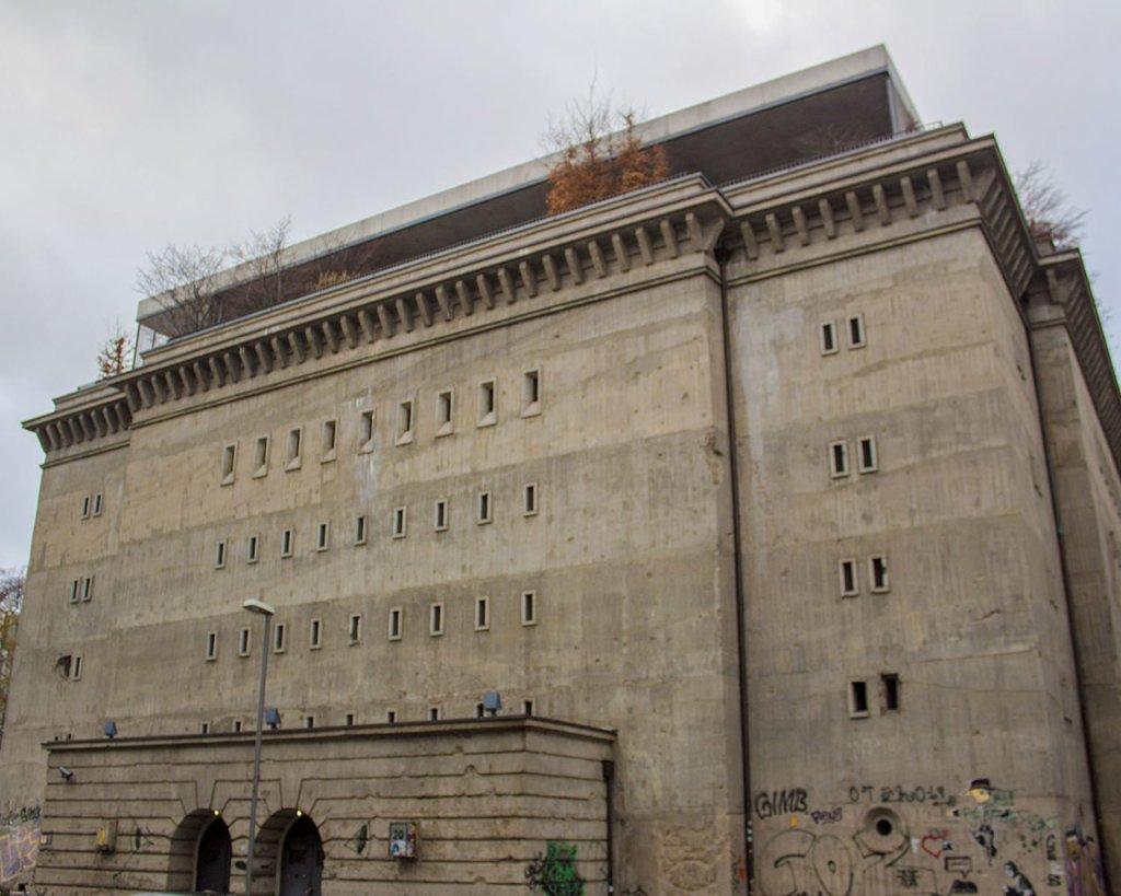 boros collection-museo bunker-arte contemporanea berlino-Berlino-Berlin-Germania