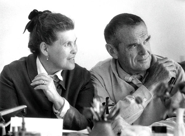 Charles and Ray | Eames Office