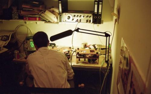 Javításon az Audio Note M7 phono