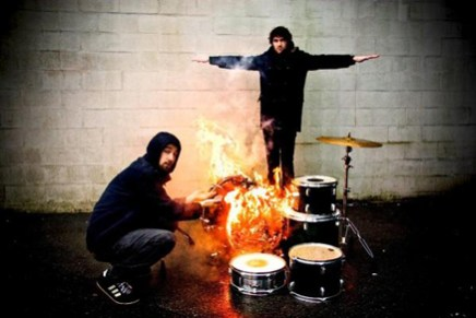 "Japandroids Announce New Tour Dates; Watch ""Fire's Highway"" from Coachella"