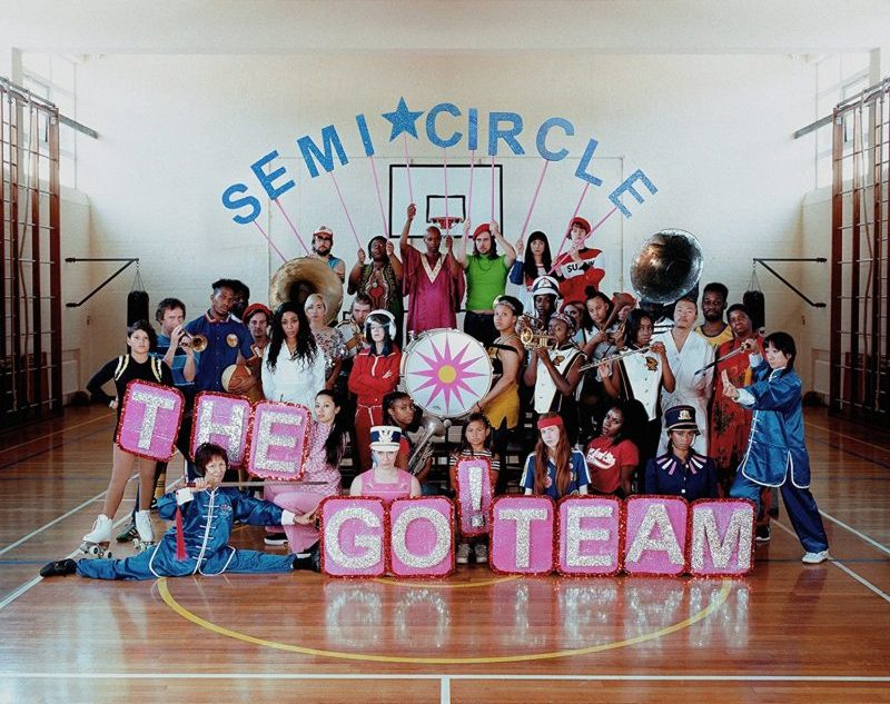 The Go! Team – Semicircle Review