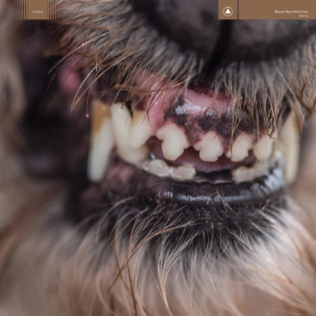 Blanck Mass -- World Eater