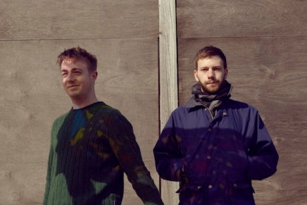 """Mount Kimbie – """"You Took Your Time"""" ft. King Krule Video"""