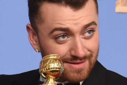 Sam Smith's iTunes Library Doesn't Include Radiohead